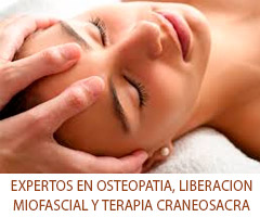 Expertos en osteopatía, liberación miofascial y terapia cráneo-sacra