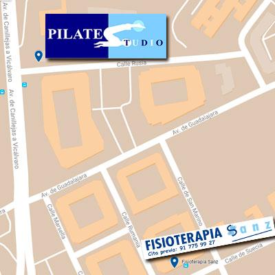 Fisioterapia Sanz: centros de fisioterapia y pilates